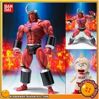 Anime Kinnikuman Original BANDAI Tamashii Nations S.H. Figuarts / SHF Action Figure Buffaloman (10,000,000 Power Ver.)