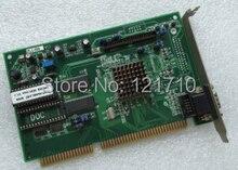 Промышленное оборудование доска PLC-508 V1.1 FLAT-PANEL/CRT BIOS TP6508 5081.HMC V1.1 ISA Автобус ЖК/ЭЛТ VGA Карты