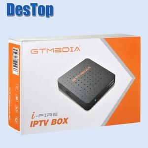 Image 5 - GTmedia IFire IPTV טלוויזיה מקלט מלא HD 1080P מובנה 2.4G WiFi תיבת תמיכה Xtrem ו youtube
