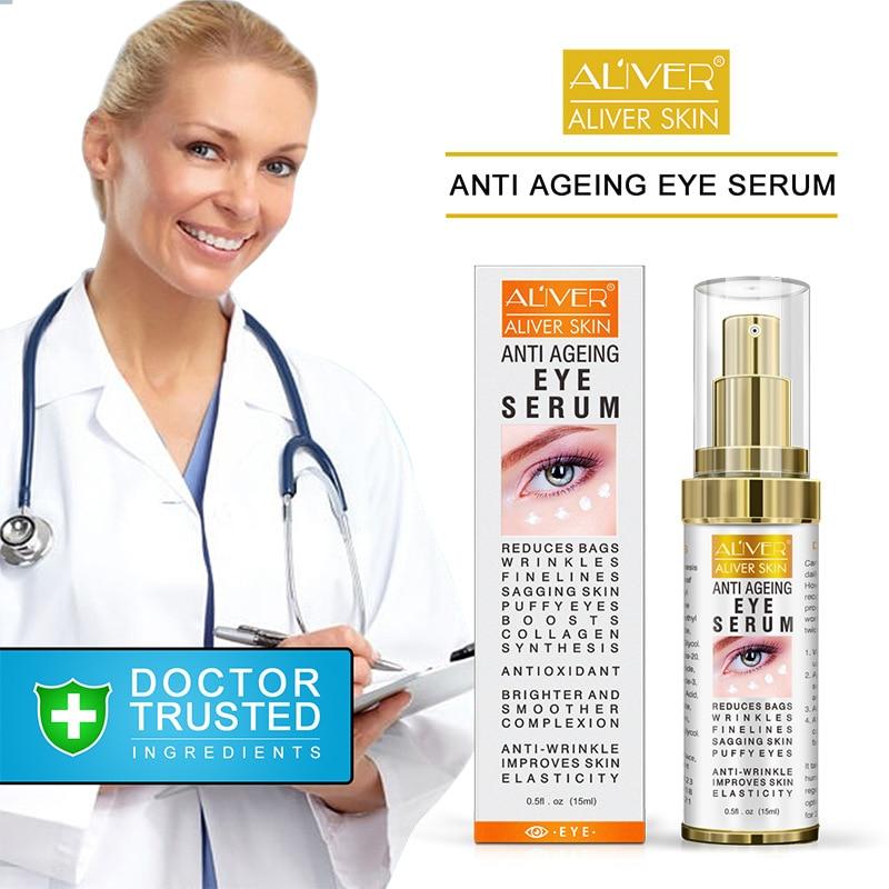 ALIVER Jasmine Eye Gel to Reduce Under Eye Bags and Dark Circles HS11ALIVER Jasmine Eye Gel to Reduce Under Eye Bags and Dark Circles HS11