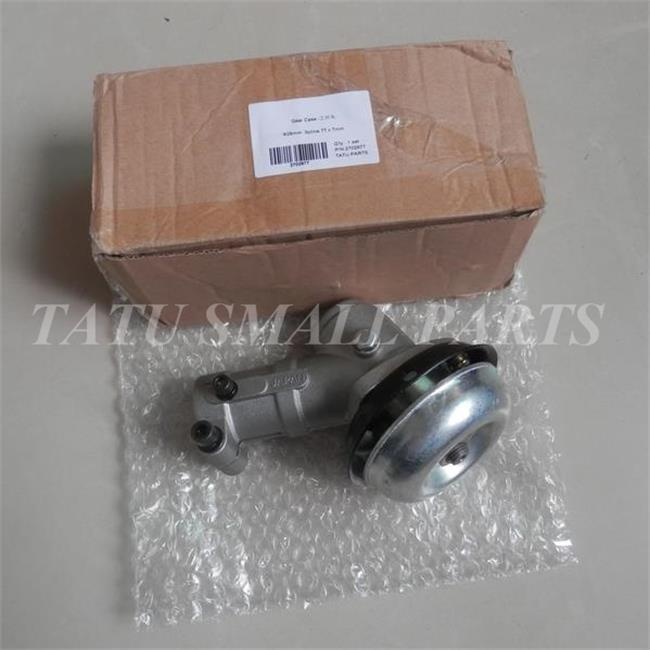 GEAR CASE WORKING HEAD ASSEMBLY DIA 26MM SPLINE 7T X7MM FOR MOST BRUSH CUTTER TRIMMER  FREE SHIPPING CHEAP GEAR CASE   PARTSGEAR CASE WORKING HEAD ASSEMBLY DIA 26MM SPLINE 7T X7MM FOR MOST BRUSH CUTTER TRIMMER  FREE SHIPPING CHEAP GEAR CASE   PARTS