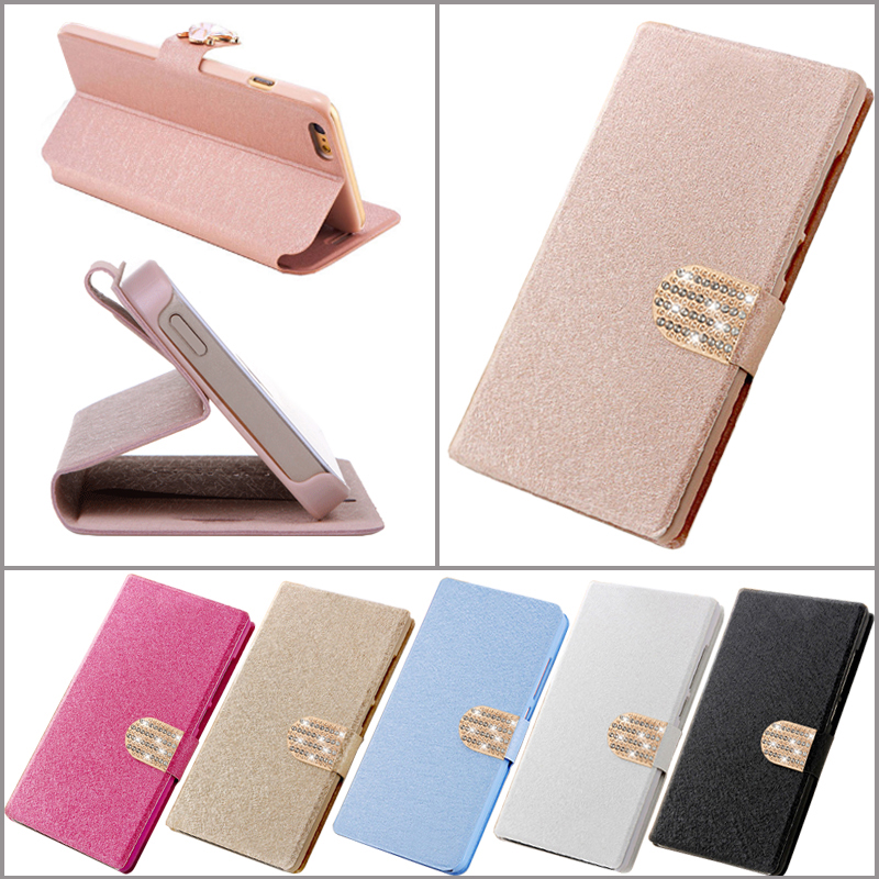 Phone Cases For Alcatel One Touch Pixi 4 Plus Power 5023E Luxury Leather Wallet Phone Case Pixi 4 Plus Case Stand Flip Card Hold