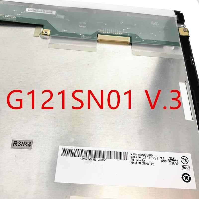 new G121SN01 Touch screen panel 90 days warranty