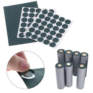 Paper 18650 Battery Battery-Anode-Point Li-Cell Suitable 1S 100pcs for Insulation-Gasket