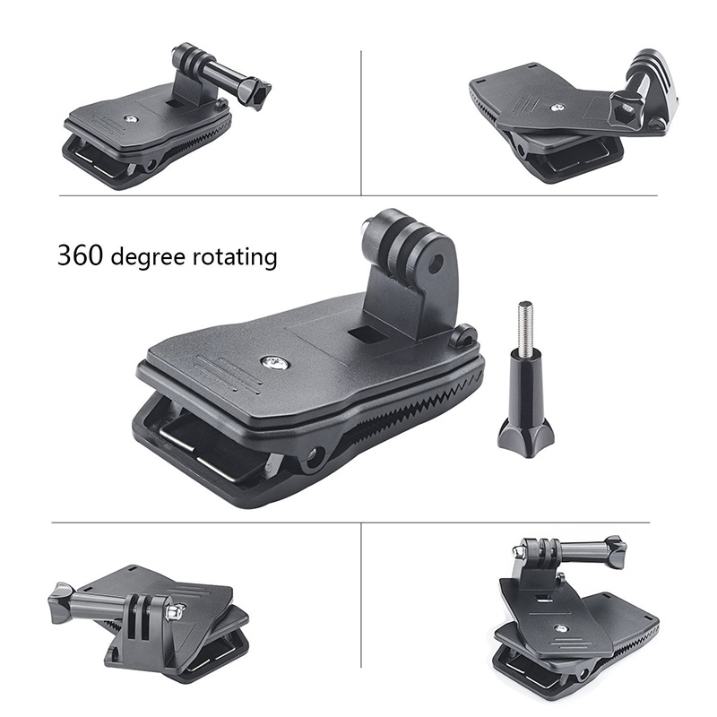HOMEREALLY Outdoor Sports Accessory Set for Gopro Hero 4 3 4 Session 5 Session SJCAM SJ4000 SJ5000 Xiaoyi 4K M10 M20 Action Cam in Tripods from Consumer Electronics