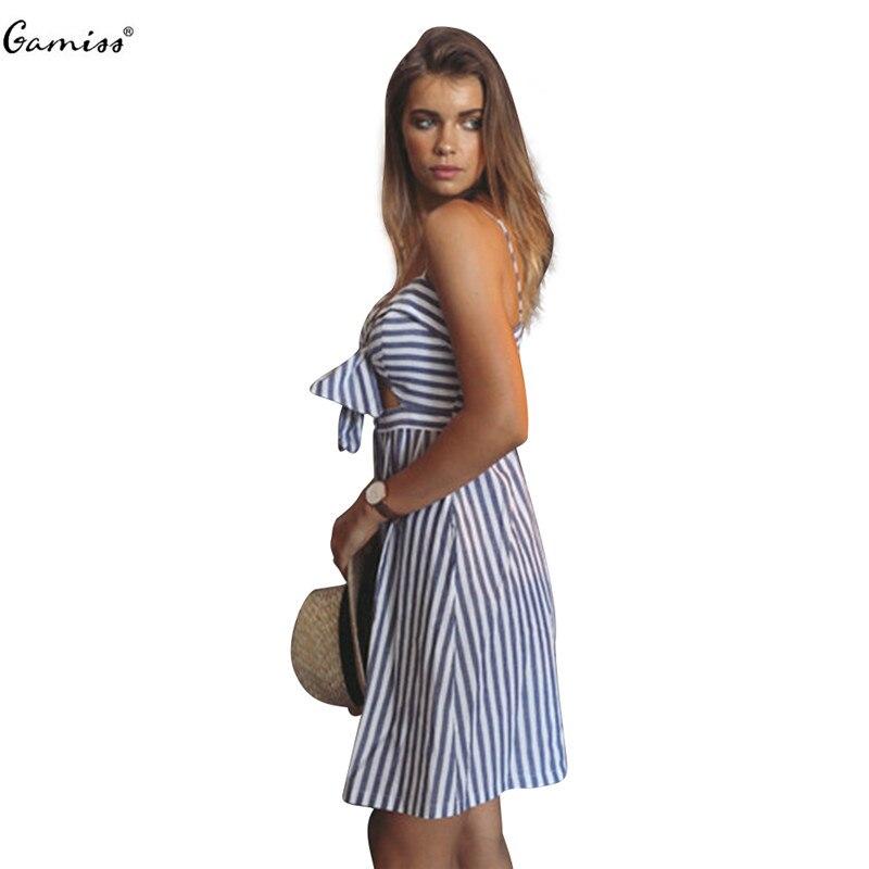 Beautiful Women Summer Dress 2015 New Sexy Womens Loose Sexy V Neck Strapless A