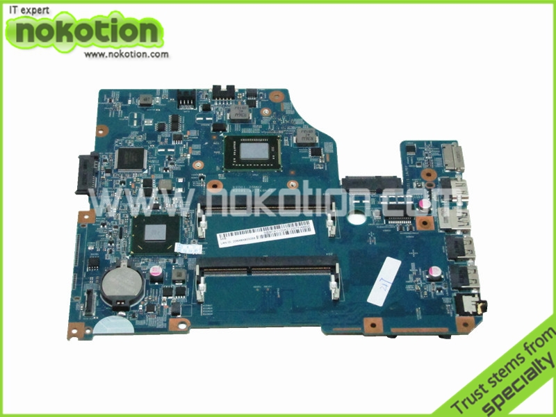 48 4VM02 011 Laptop font b Motherboard b font For Acer Aspire V5 531 SR0U4 I3
