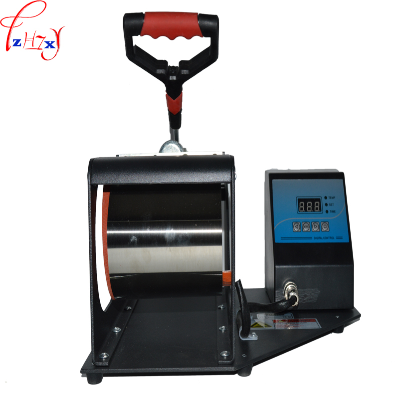 Portable Digital Mug Heat Press Machine Cup Heat Press DIY Creative Tool 220V/ 110V 1pc digital heat transfer baking cup machine single display quaff
