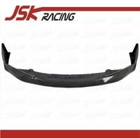 2006 2010 T R Стиль углеродного волокна спереди губы для Honda Civic FD2 JDM (JSKHDCVD2033)