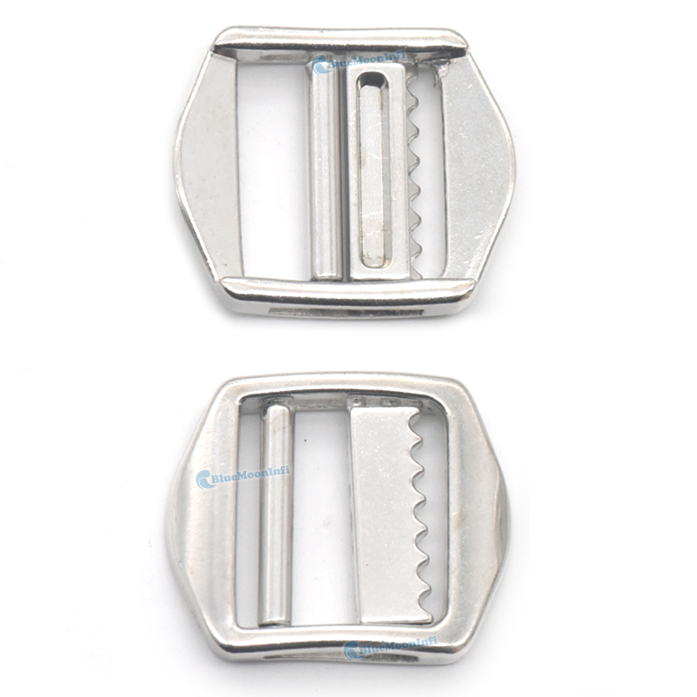 5 REPLACEMENT WAISTCOAT SINGLE LADDER BUCKLES