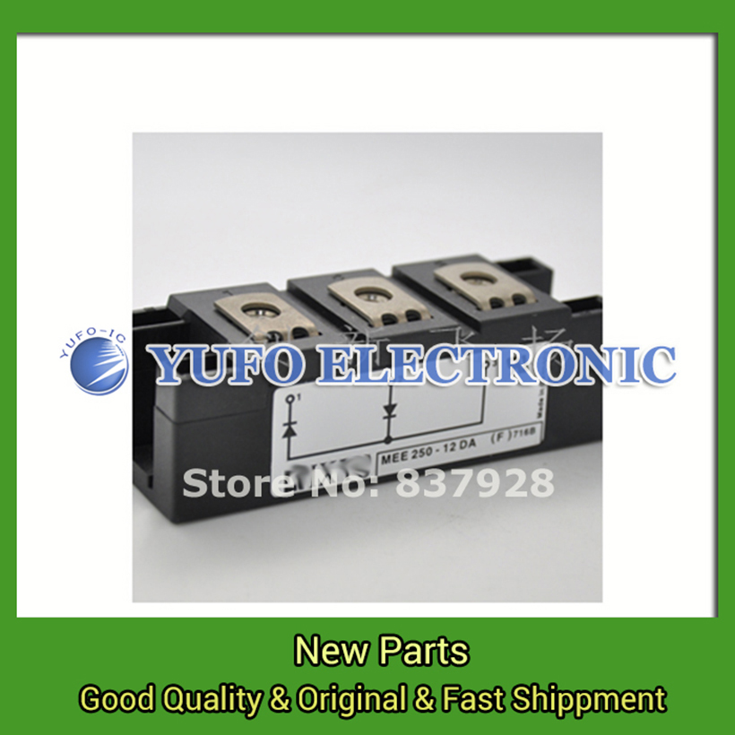 Free Shipping 1PCS  MEE250-12DA Power / Power Modules original spot Special supply Welcome to order YF0617 relay igbt power modules spot welcome skm300gar124d xzqjd