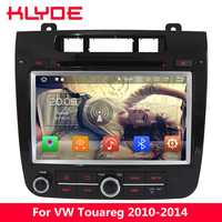 KLYDE 4G Octa Core Android 8 7.1 6 4GB RAM 32GB ROM Car DVD Multimedia Player GPS Navigation For Volkswagen VW Touareg 2010 2014