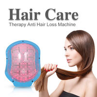 Hair Growth Helmet Device Laser Therapy Treatment Anti Hair Loss Promote Hair Regrowth Cap Massage Equipment