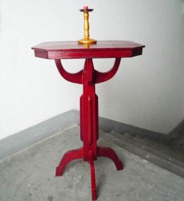 Table flottante Super Deluxe (boîte Anti gravité + chandelier Anti gravité), scène, gros plan, illusions, gimmick,
