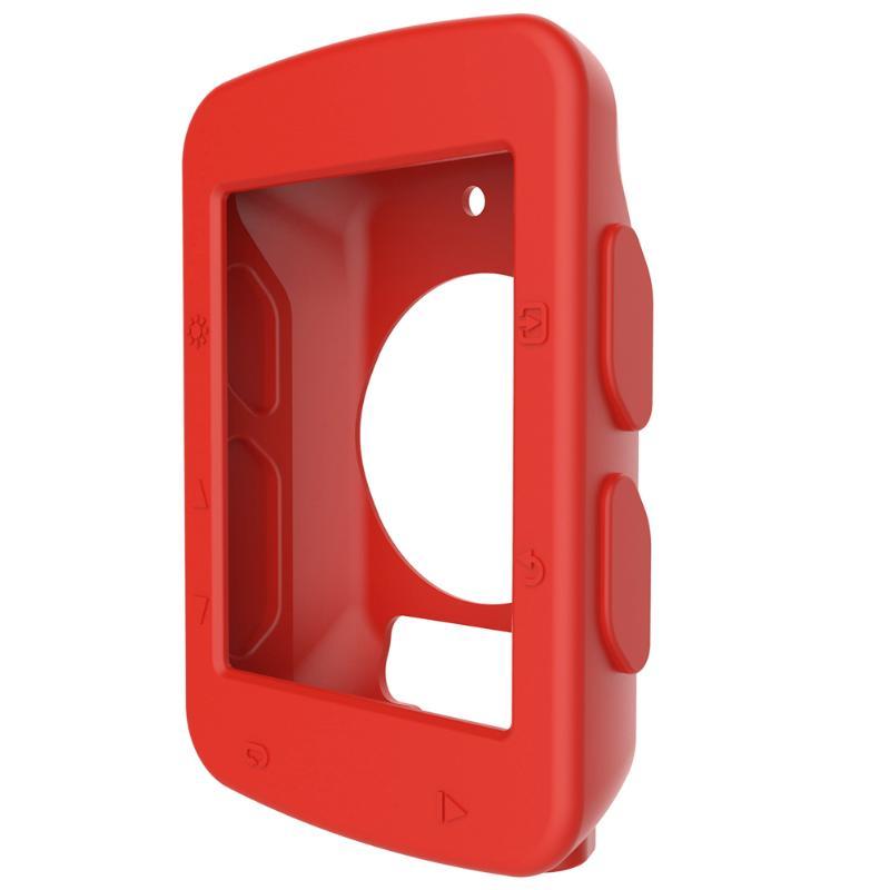 Soft Silicone Protective Rubber Case Cover for Garmin Edge 520 Cycling Computer