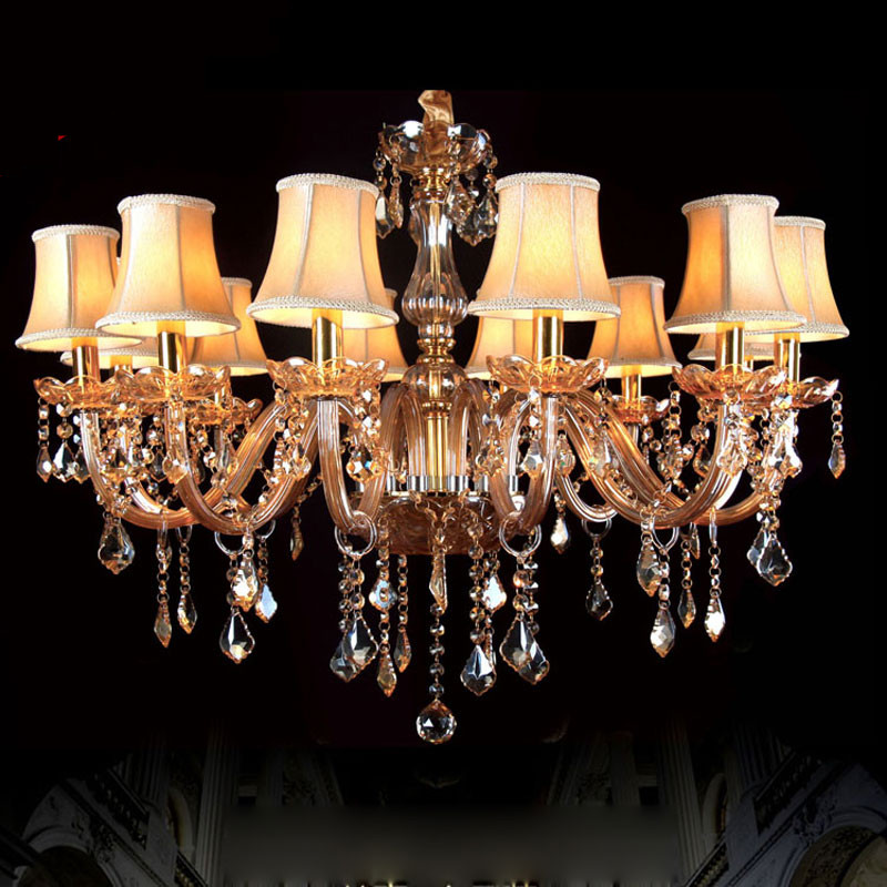 Lestenci za jedilnico Spalnica Kuhinja lesk sala de cristal Sodobni - Notranja razsvetljava
