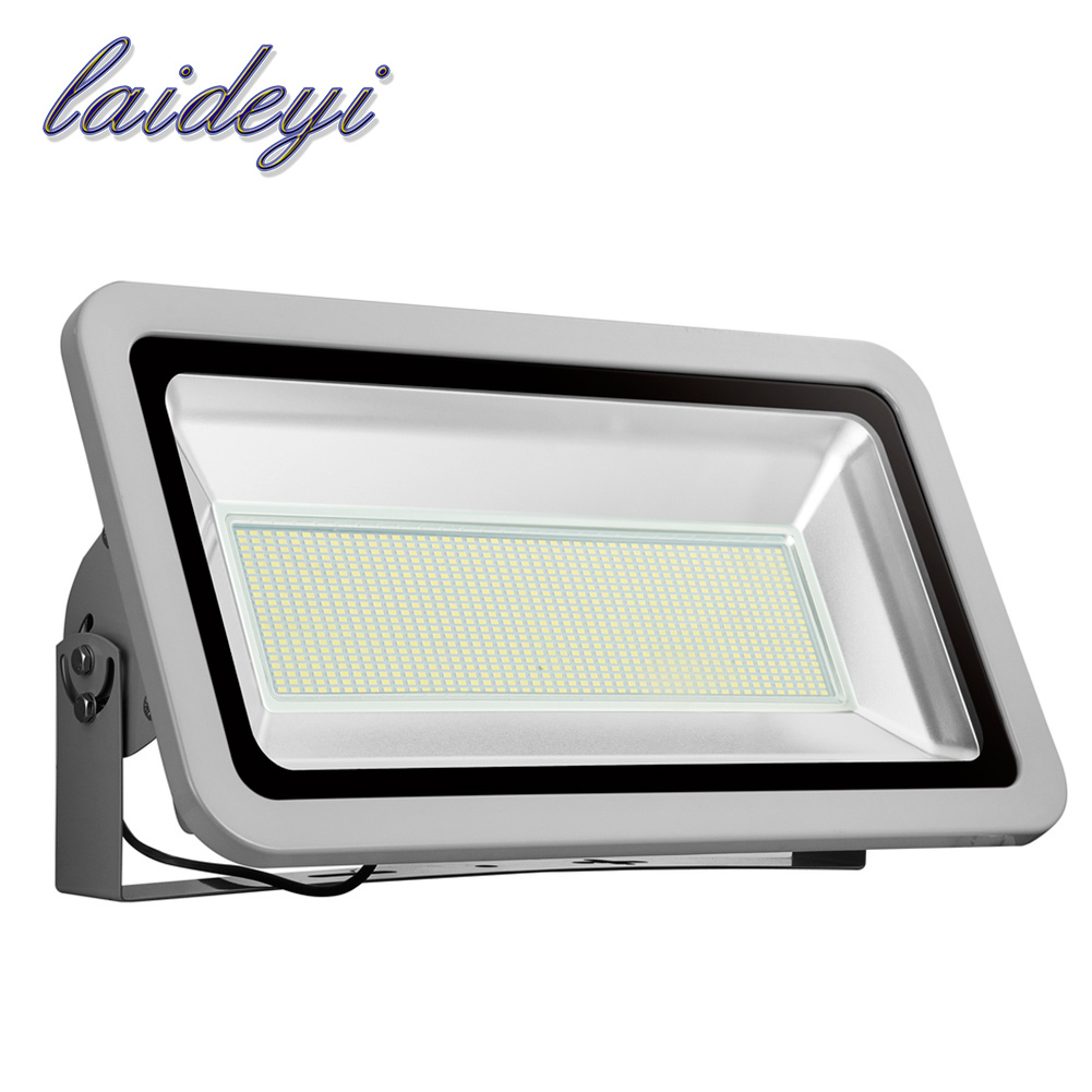 1X500W led flood lights outdoor high power 220V waterproof IP65 external floodlight clod white & warm white DHL free shipping ultrathin led flood light 200w ac85 265v waterproof ip65 floodlight spotlight outdoor lighting free shipping