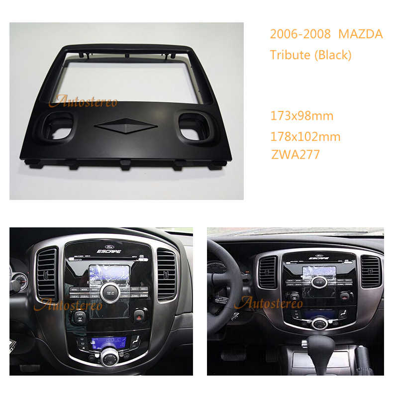 2006 ford escape stereo installation kit