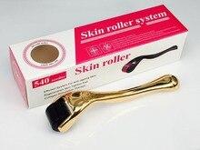 DRS 540 иглы микро иглы Дерма ролик медицинская терапия средство для ухода за кожей 0,2 мм 0,25 мм 0,3 мм иглы Длина красоты уход