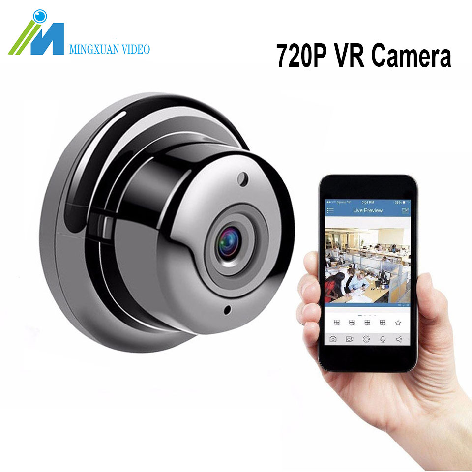 720P HD Mini WiFi Camera IP Wifi with Night Vision Two Way Audio Motion Detection Baby Camera Pet Monitor Remote Viewing Camera smart mini camera wifi support two way audio night vision sd card onvif motion detect camera with wifi for home security