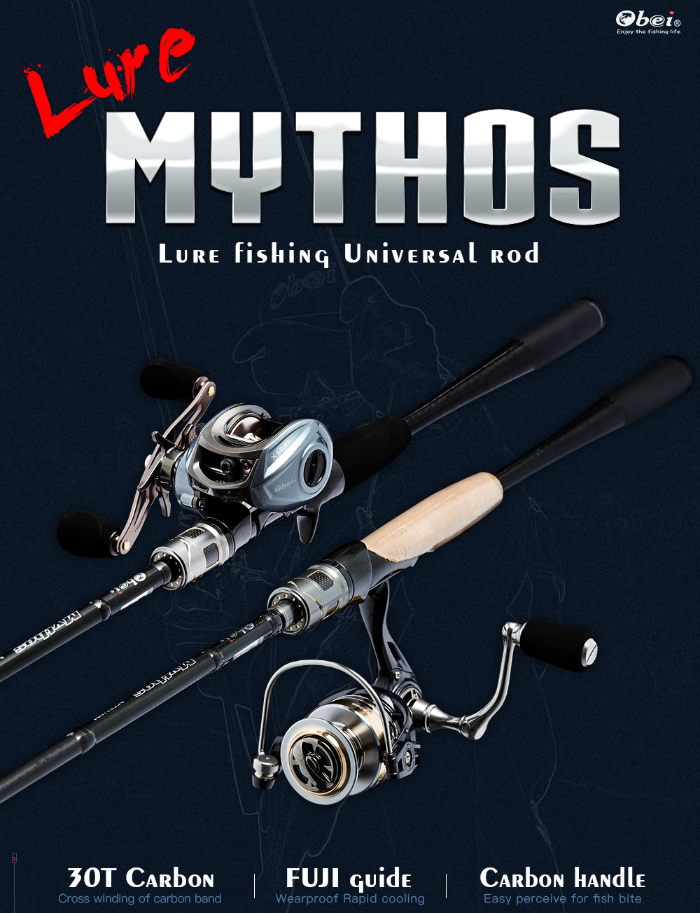 hastes pesca equipamento lurekiller
