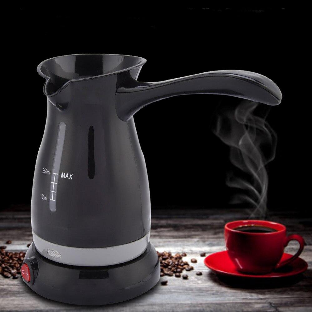 250ml Electric Coffee Maker Tea Espresso Mini Coffee