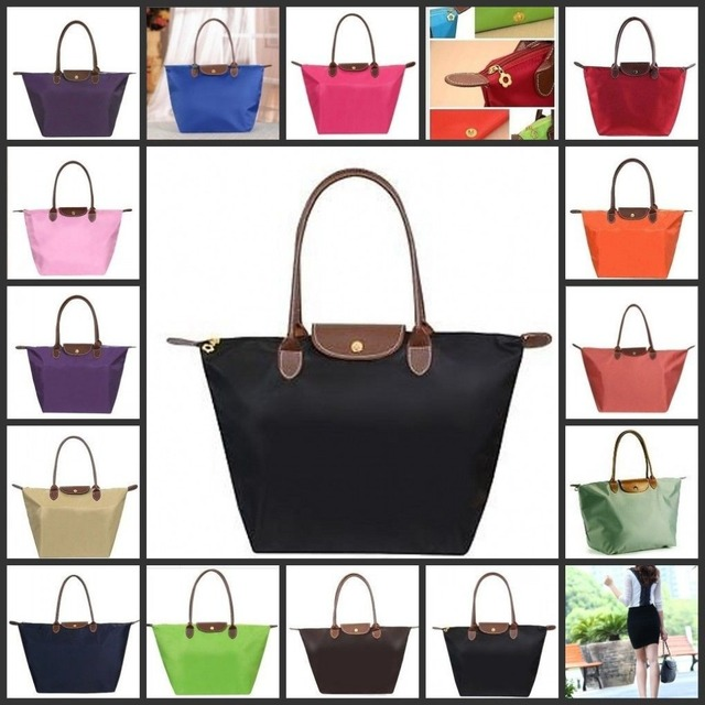 Aliexpress.com : Buy NEW Synthetic Leather Handle Tote Shopping ...