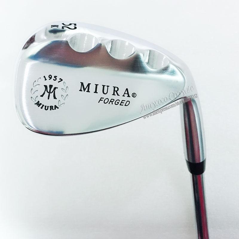 купить New Cooyute Golf Clubs Miura K-Grind 1957 FORGED Golf Wedges 52.56.60 Project X 6.0 steel Golf shaft wedges clubs Free shipping по цене 6731.75 рублей