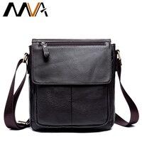 New Fashion Cowhide Men Messenger Bags Genuine Leather Men Crossbody Bag Casual Man Commercial Briefcase Bag
