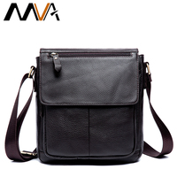 New Fashion Cowhide Men Messenger Bags Genuine Leather Men Crossbody Bag Casual Man Commercial Briefcase Bag