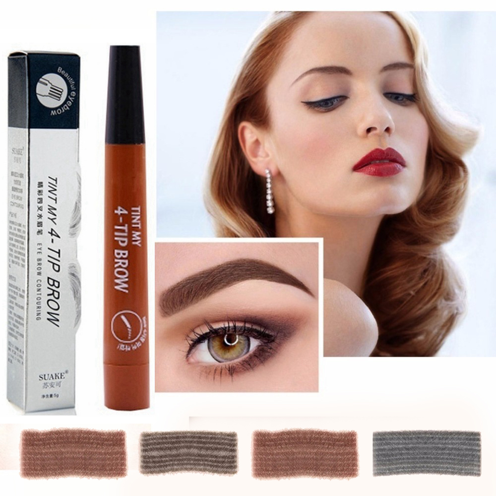 4 Fork Tip Fine Sketch Enhancer Eyebrow main