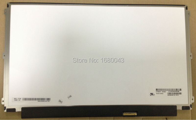 LP125WF2 SPB3 Fit LP125WF2 SPB4 EDP 30 Pin LCD LED Display SCREEN Panel IPS LED 1920*1080 Full HD