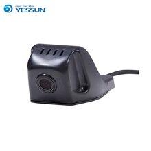 Для Ford Kuga/вождение автомобиля видео Регистраторы Мини DVR Wi-Fi Камера черный ящик/Новатэк 96658 FHD 1080 P регистраторы оригинальный Стиль