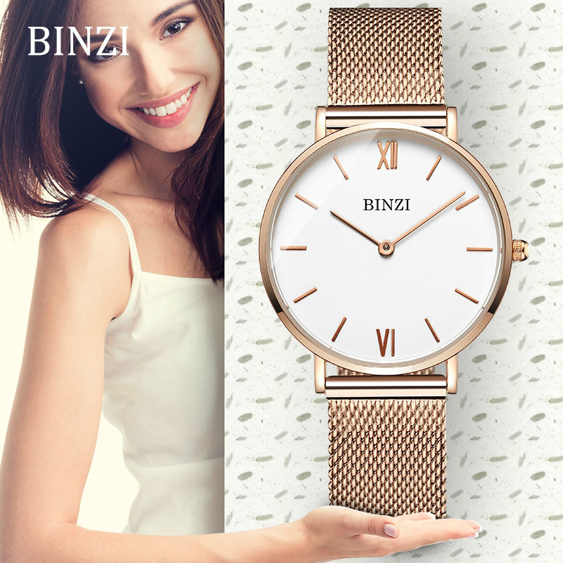 купить watch women's ladies quartz simple luxury brand watches wristwatch clock woman montre femme lady wrist watch relogio feminino по цене 791.12 рублей
