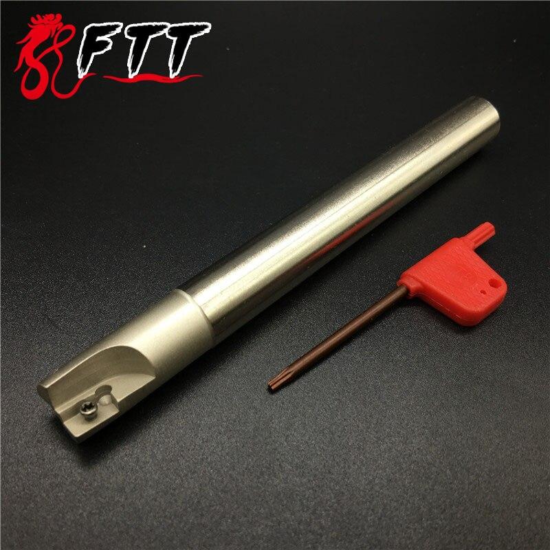 apmt1135 BAP300R C16 16 150 16mm 150Long Fresa Portafresa Tasca per - Macchine utensili e accessori - Fotografia 2