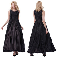 Victorian Dress Ball Gowns Gothic Theater Steampunk Edwardian Costume Retro Lace
