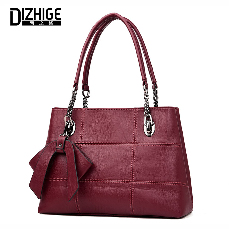 Luxury Handbags Women Bags Designer High Quality Women Leather Handbag Ladies Hand Bag Shoulder Bags For Women 2018 Famous Brand famous brand high quality handbag simple fashion business shoulder bag ladies designers messenger bags women leather handbags