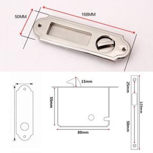 Image 4 - Movable Sliding Door Lock Handle Locks Keyed Privacy Door Security Door Lock