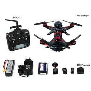 Walkera Runner 250 Voraus mit DEVO 7 GPS FPV RC Quadcopter RTF 2,4 GHz (mit 1080 P Kamera & OSD & Rucksack & Batterie und Ladegerät)
