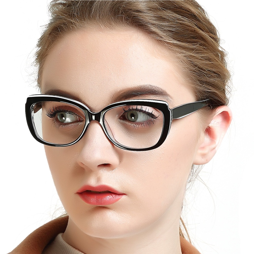 01ab42afd72b OCCI CHIARI Eyewear Frames Glasses Women Clear Prescription Lens Medical  Optical Glasses Frame Oculos Lunettes Gafas W-COLOTTI