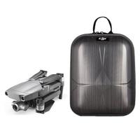 Para dji mavic 2 pro saco zangão mochila portátil mala de transporte caso hardshell para dji mavic 2 zoom controle remoto