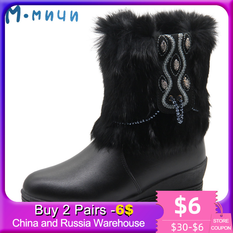 MMNUN Leather Boots for Big Girls Warm Shoes for Girls Black Winter Boots for Girls Childrens Winter Shoes Size 33-38 ML964CMMNUN Leather Boots for Big Girls Warm Shoes for Girls Black Winter Boots for Girls Childrens Winter Shoes Size 33-38 ML964C