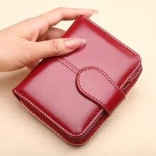 Hot Sale Wallet Short Wallet PU Women's
