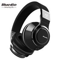 Bluedio V (Victory) Auriculares Bluetooth de diadema over-oreja con 12 altavoces y micrófono incorporado