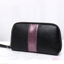 Genuine Leather Women wallet Crossbody Bag Female Fashion Cellphone Bags for women Clutch Small Coin Purse цена