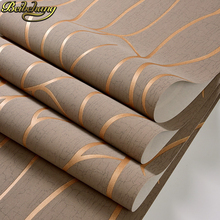 beibehang papel de parede 3d flooring Stripes curve wallpaper for walls 3 d wall paper for living room bedroom wallpaper modern
