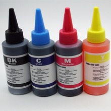 wholesale Sale 400 PCS 100 SET 100ML Refill ink for  EPSON USE ciss refillable cartridge General