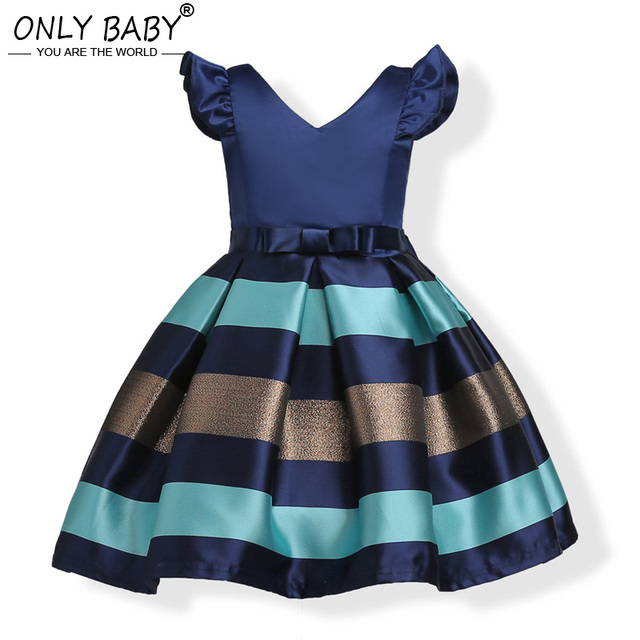 2018 Ball Gown Dresses Girl Clothes Baby Girls Clothes Princess ...