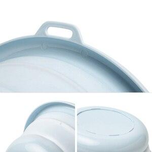 Image 5 - Składana umywalka przenośne składane wiadro składana umywalka składana umywalka podróżna/domowa mała/średnia/duża wanienka z tworzywa sztucznego