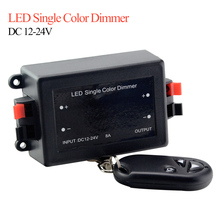 Точечный встраиваемый яркости регулировка прокладки рф одного диммер пульт светильник dc
